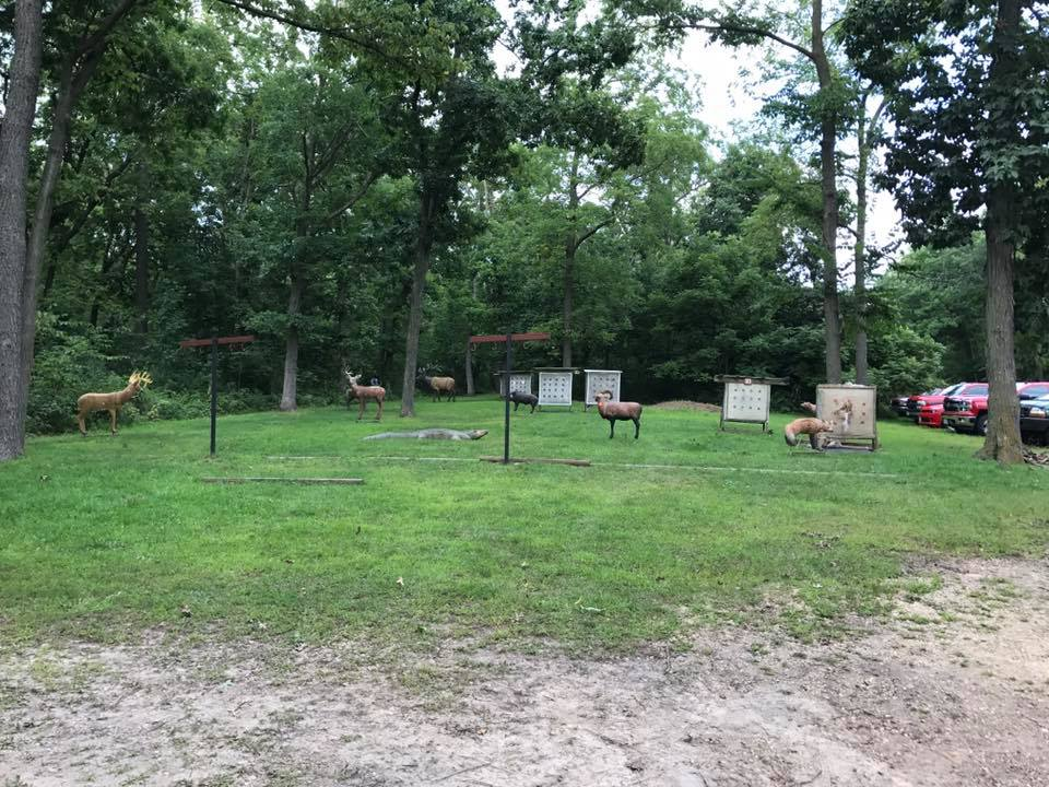 shoot night target layout