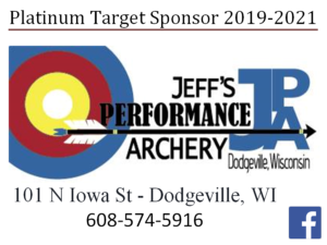 Jeffs ARchery 2019-2021